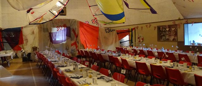 Sailing Club dinner